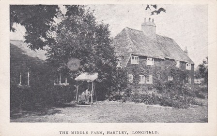 Middle Farm, Hartley, Kent