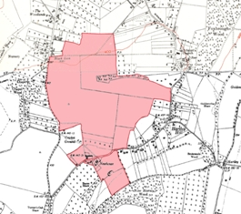 Hartley - Map of New House Farm