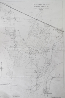 Hartley - Smallowners Estate Map