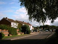 Chantry Avenue, Hartley - from Fairby Lane Entrance