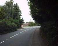Chantry Avenue, Hartley - from Ash Road entrance