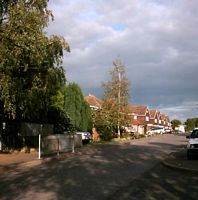 Hartley, Kent - Fairby Lane