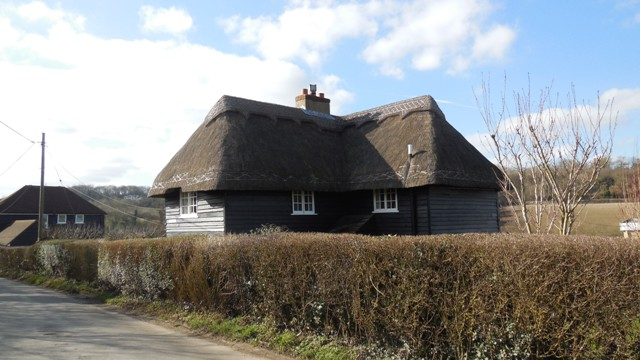 Goldsmiths Cottage, February 2015