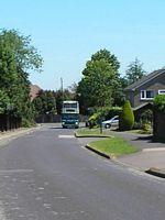 St Johns Lane, Hartley - 423 Bus