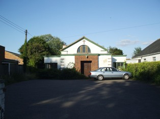 Former URC Church building, Hartley, Kent