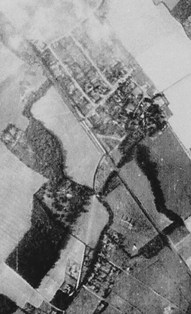 Hartley-Kent: 1940 Aerial photo of Hoselands Hill