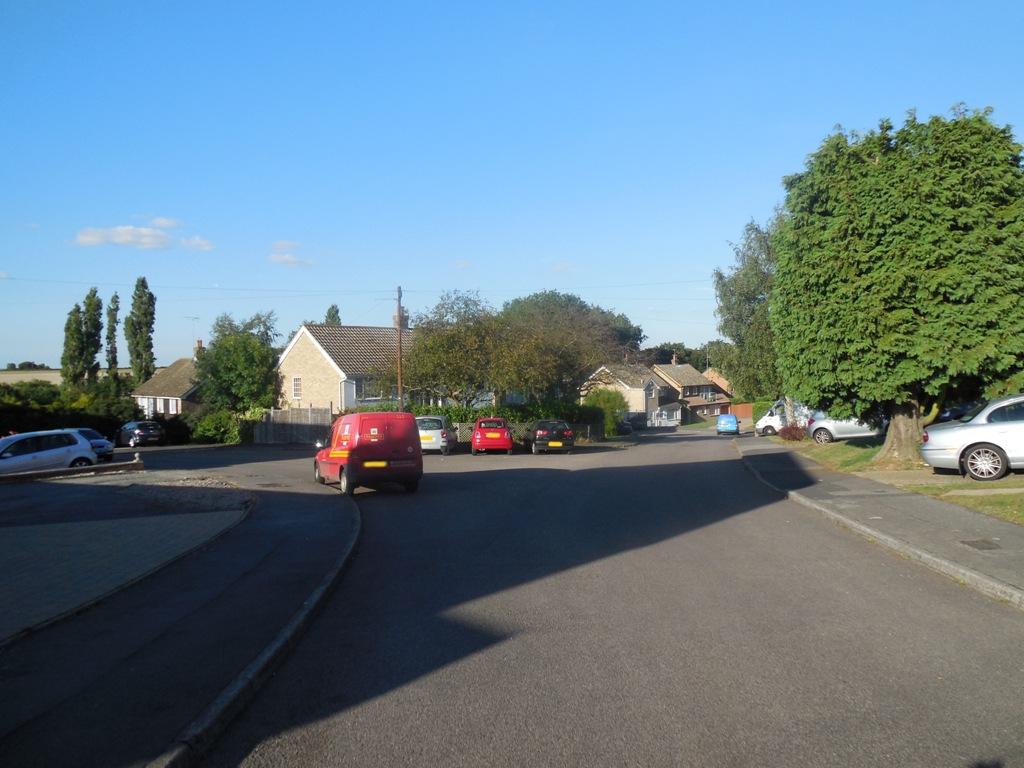 Hartley-Kent: Quakers Close - East end