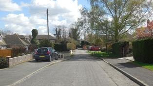 Hartley-Kent: Fairby Lane, Ash Road end