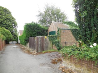 Hartley-Kent: Fairby Lane Electricity Substation