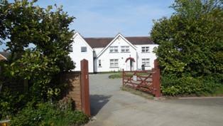 Hartley-Kent: Glebe House, St John's Lane